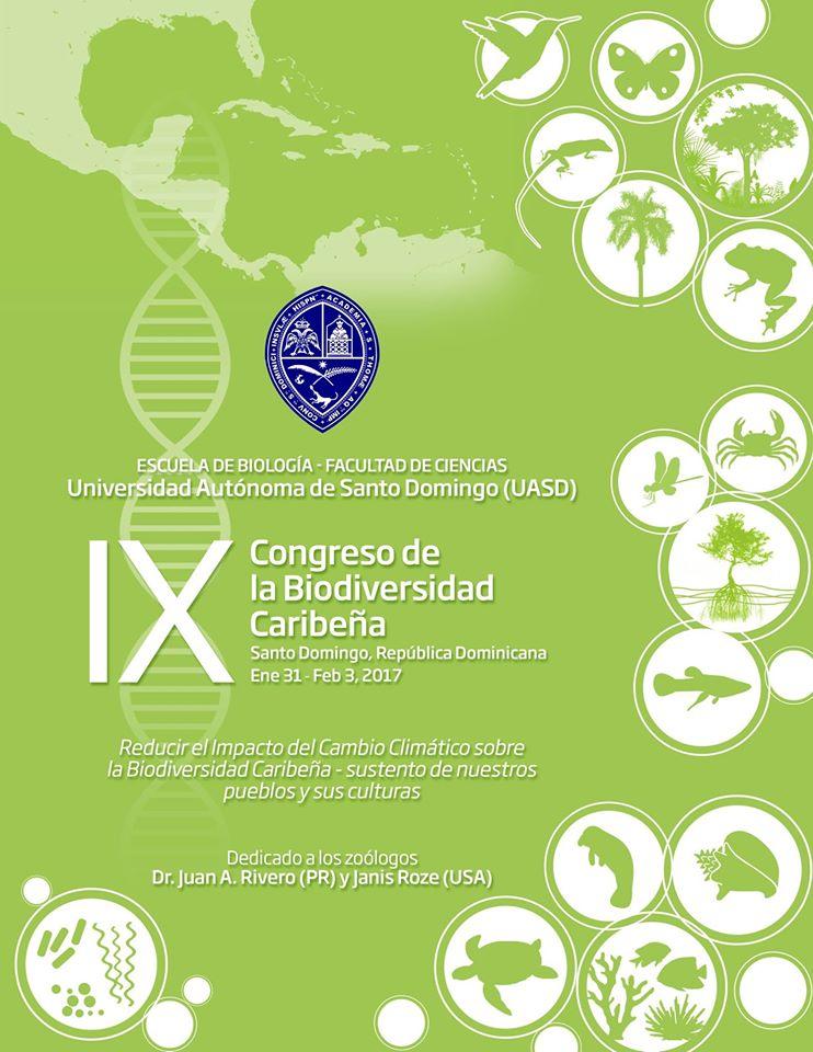 IX Congreso de la Biodiversidad Caribeña